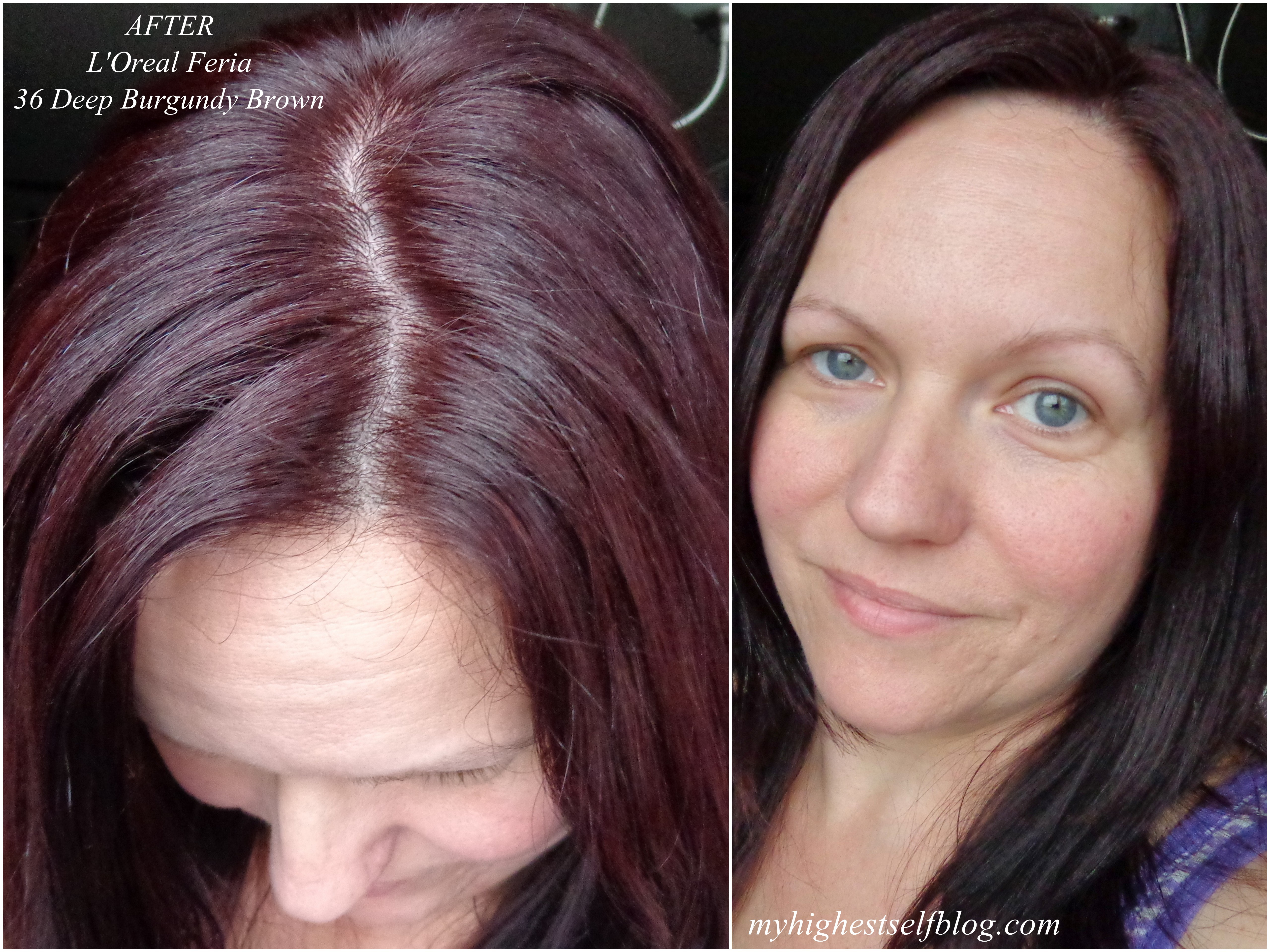 Review with Before and After Photos: L'Oreal Feria Hair Color - My ...