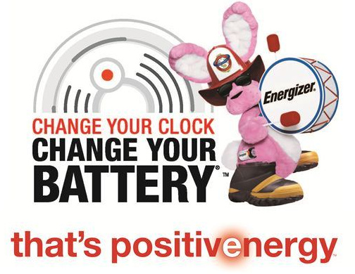 energizer change your clock