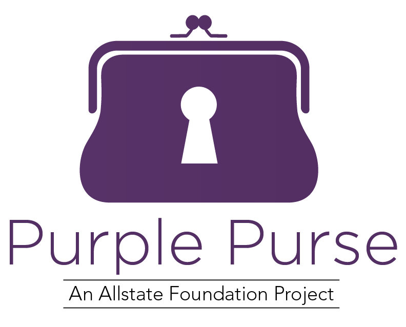 Pass a Purple Purse to Support Domestic Violence Awareness Month