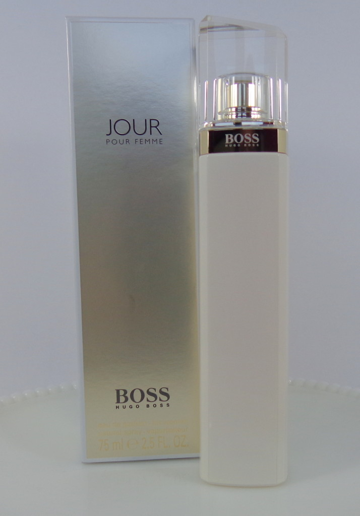 boss jour pour femme eau de parfum my highest self. Black Bedroom Furniture Sets. Home Design Ideas