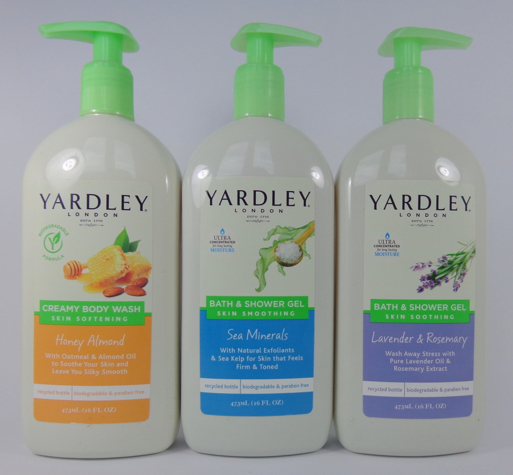 Yardley Bath and Body Review