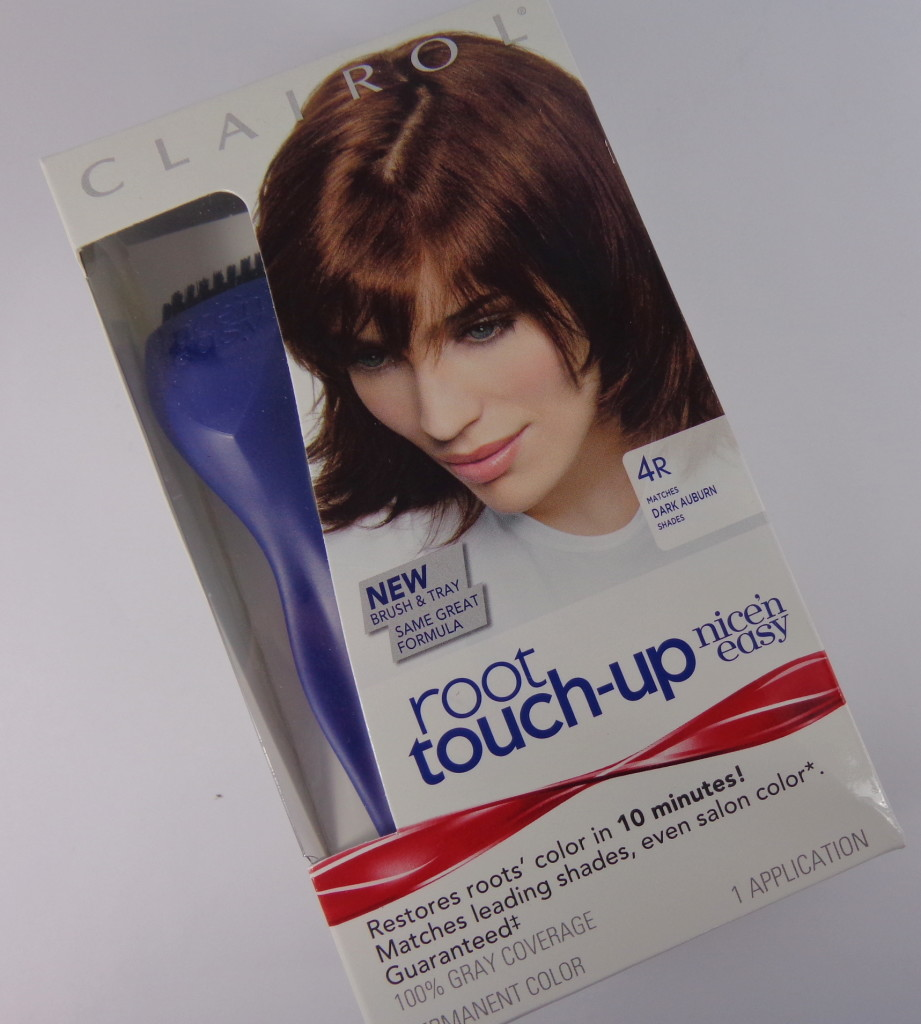 Review with Before and After Photos: Clairol Nice 'n Easy #RootTouchUp