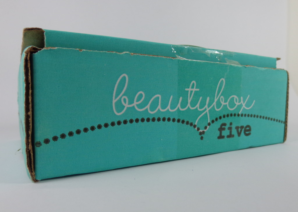 Beauty Box 5 for November 2013 – What's in the box?