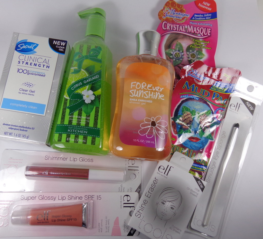 Beauty Prize #2, Bath & Body Works Giveaway