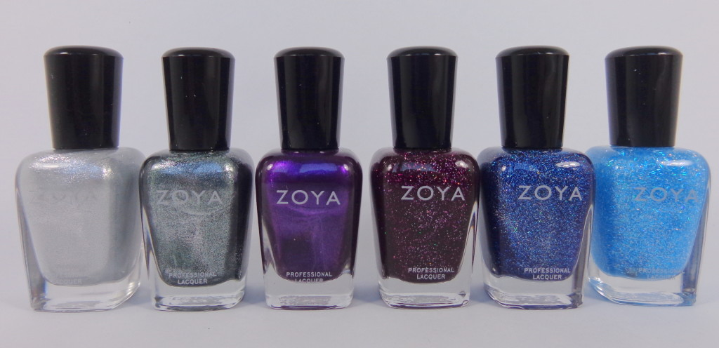 Zoya Holiday Collection 2013