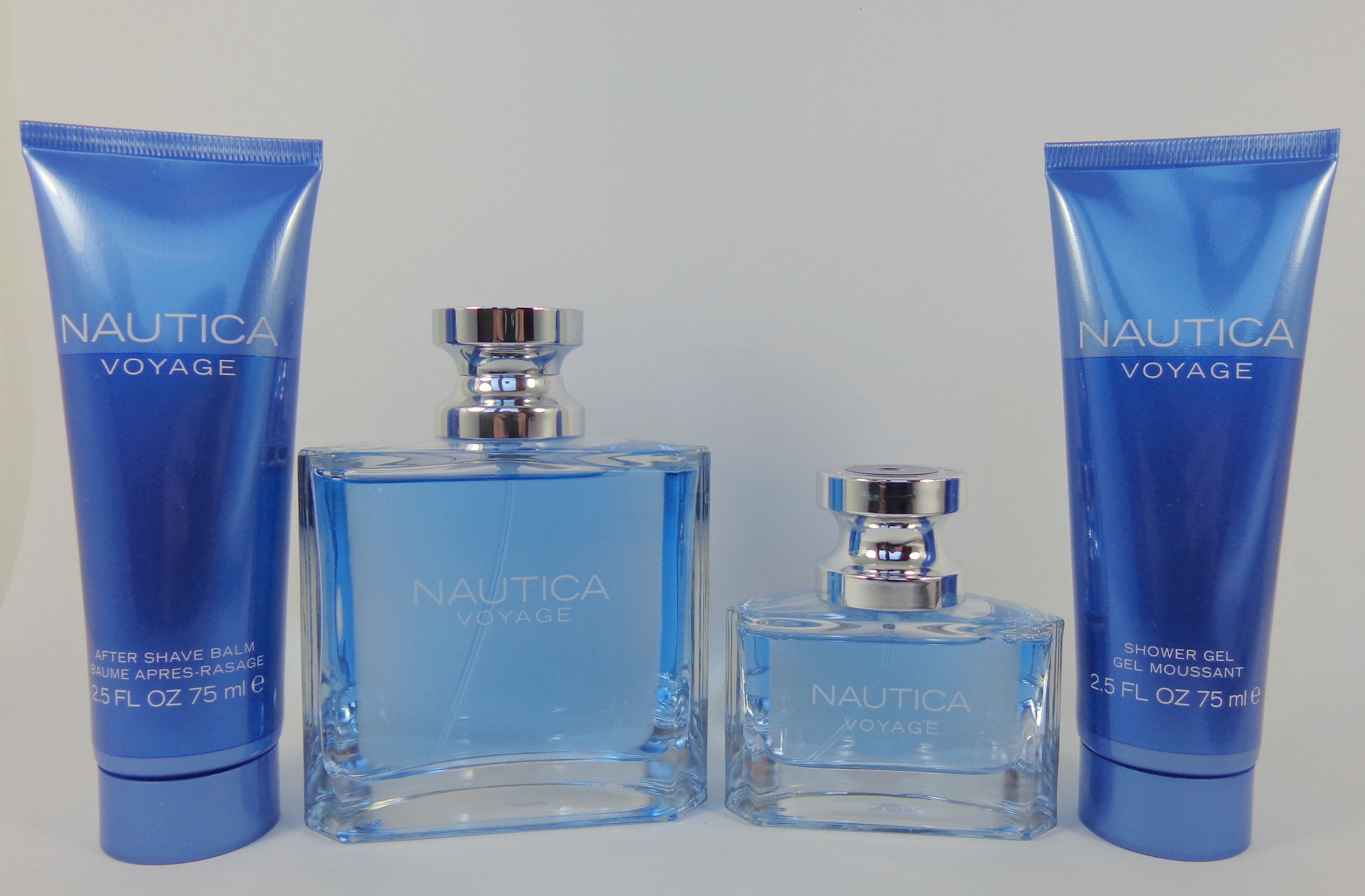 Nautica Voyage Gift Set for Men #HolidayGiftGuide - My Highest Self