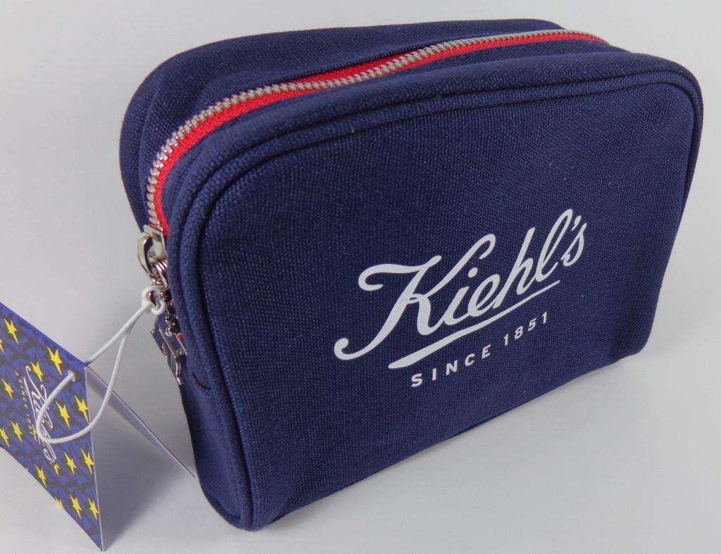 Kiehl's bag designed by Eric Haze