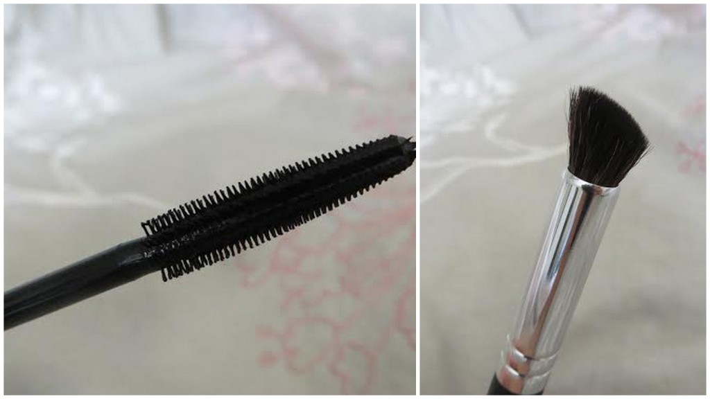 bareMinerals Mascara and Eye Brush