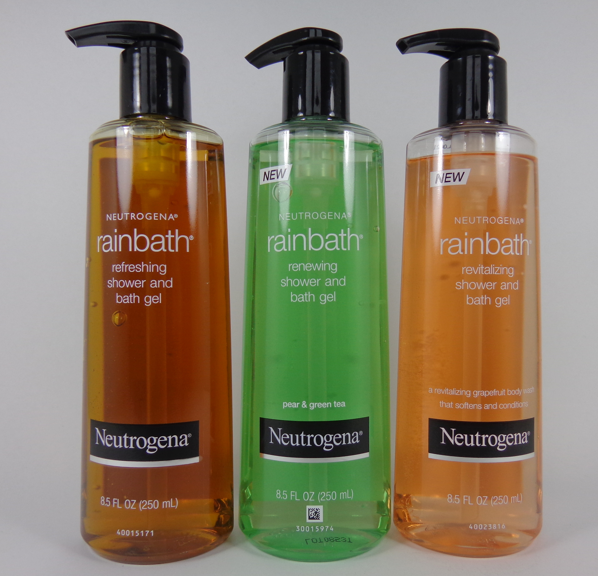 review neutrogena rainbath shower and bath gels my