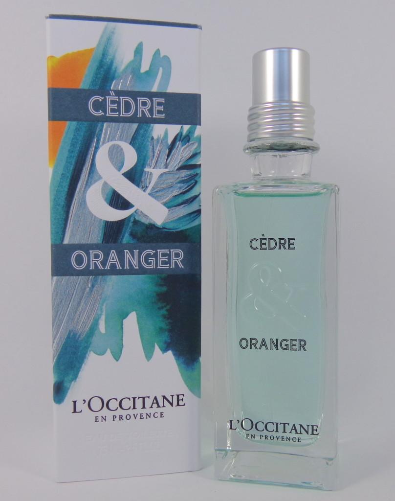 Cèdre & Oranger Eau de Toilette from L'Occitane