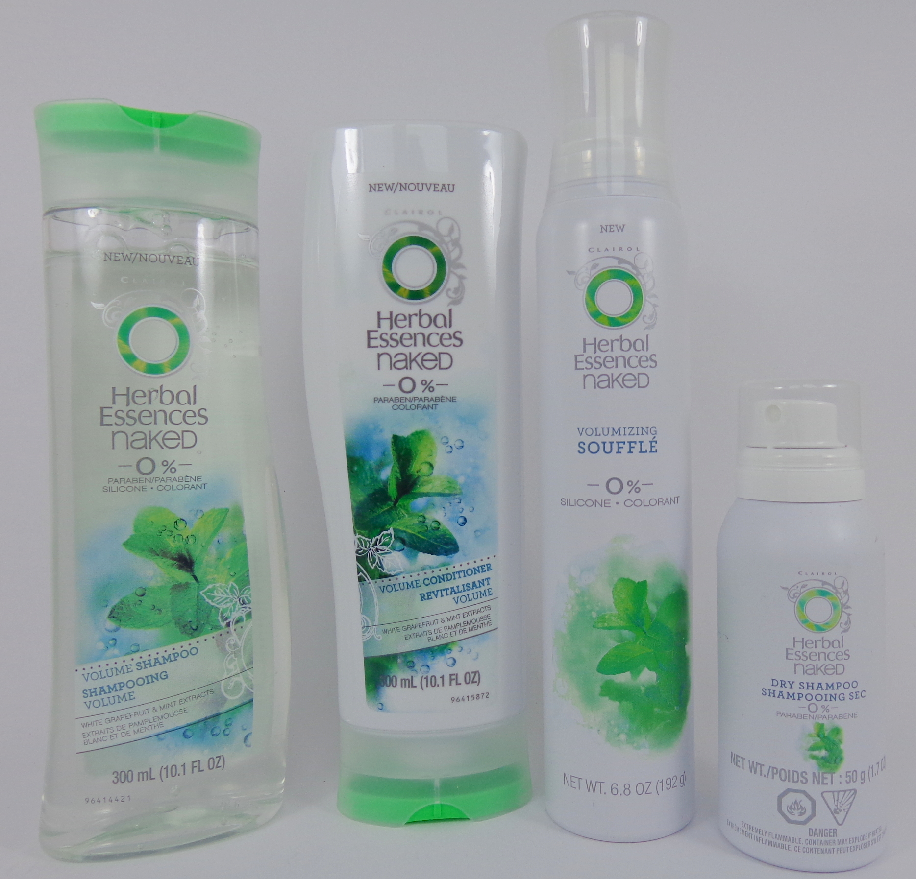 Simply Selman: Herbal Essences Naked Voxbox Review