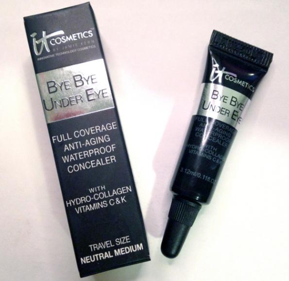 Review: IT Cosmetics Bye Bye Under Eye Concealer - My Highest Self
