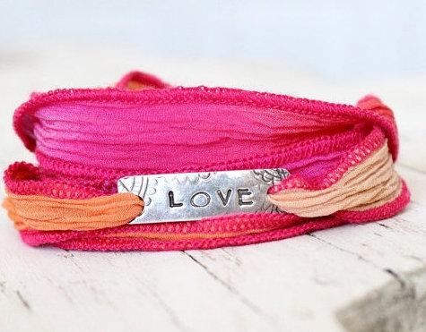 Etsy Love Bracelet