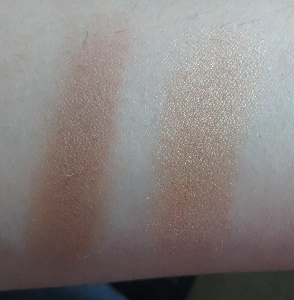 Mineral Fusion Bronzer Swatches