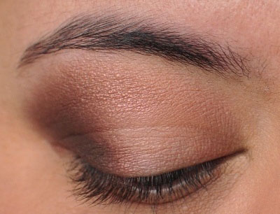 Smoky Gold Eyeshadow Tutorial 8
