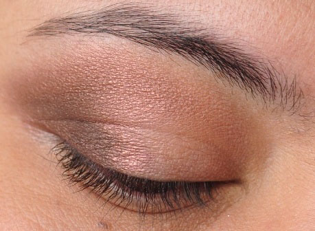 Smoky Gold Eyeshadow Tutorial 9