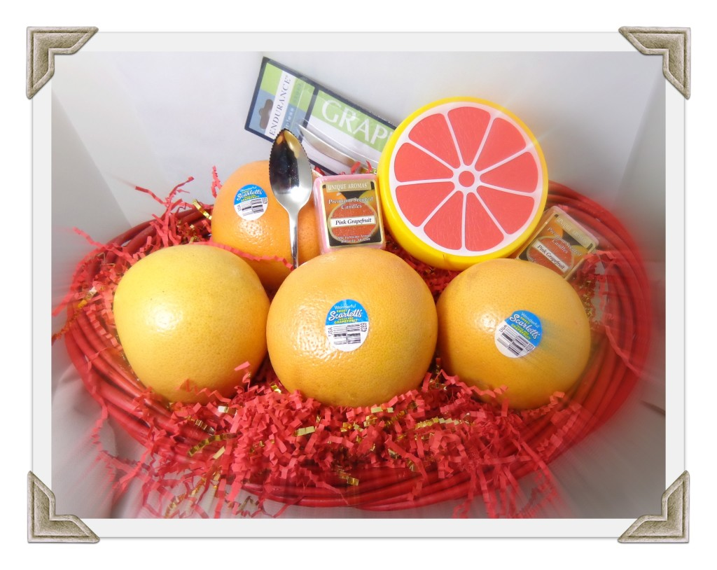 Grapefruit Gift Basket