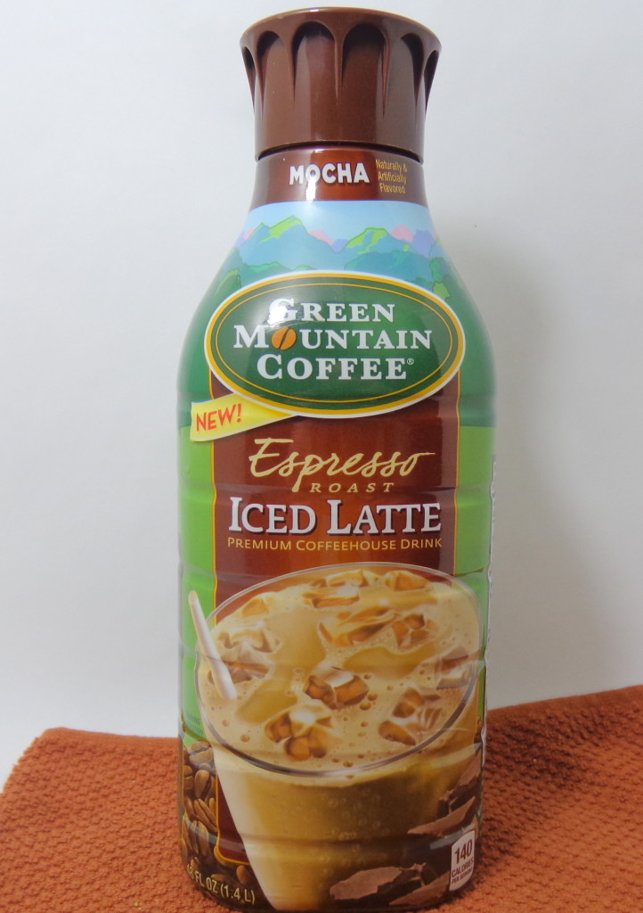 Review: Green Mountain Coffee Espresso Roast Iced Latte