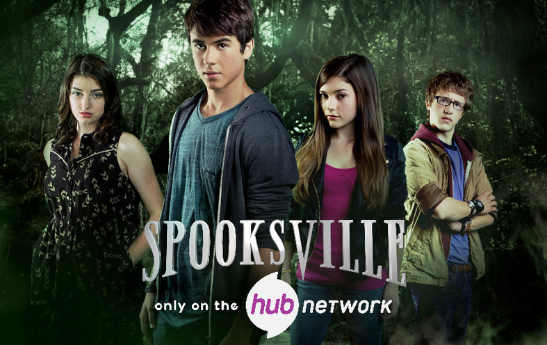Spooksville Giveaway