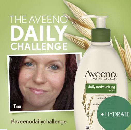 Aveeno Daily Challenge 2014