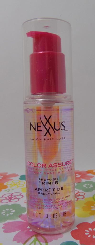 Nexxus Color Assure Pre-Wash Primer