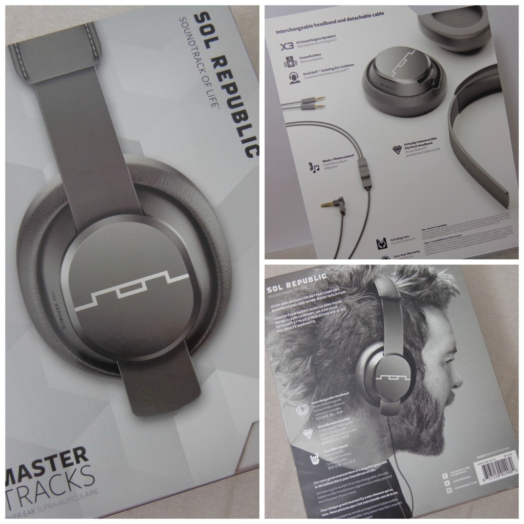 Mother's Day Giveaway: SOL REPUBLIC Master Tracks Headphones ($199 value)
