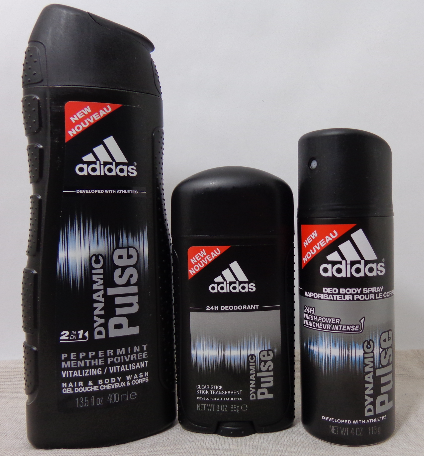 81446e9e41f1 Adidas Dynamic Pulse Collection for Men - My Highest Self