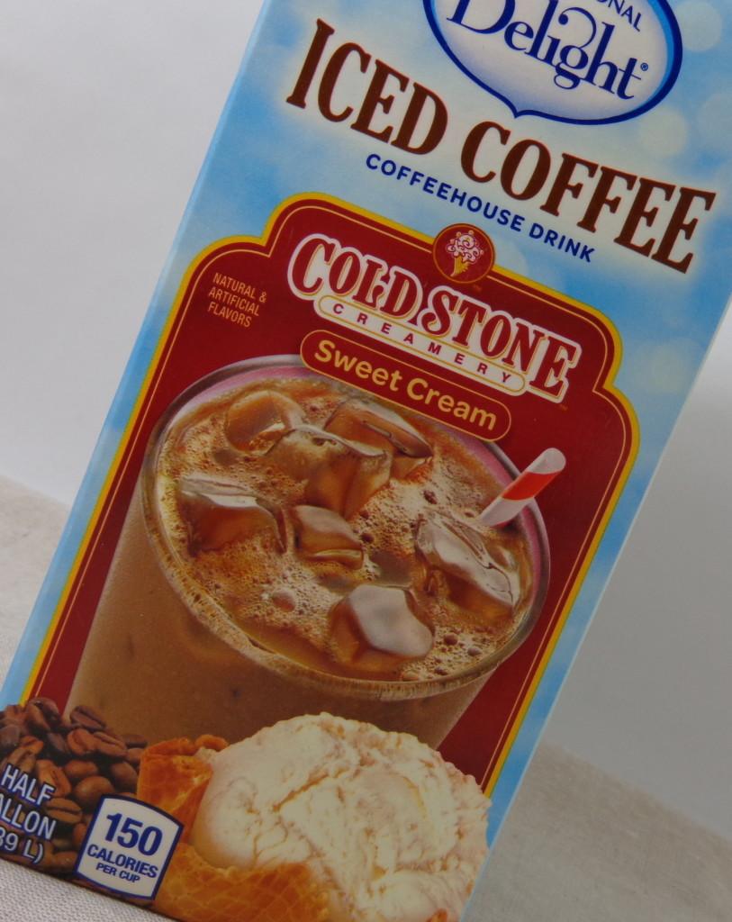 International Delight Iced Coffee – Coldstone Creamery Sweet Cream
