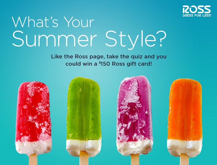Ross Sumer Style