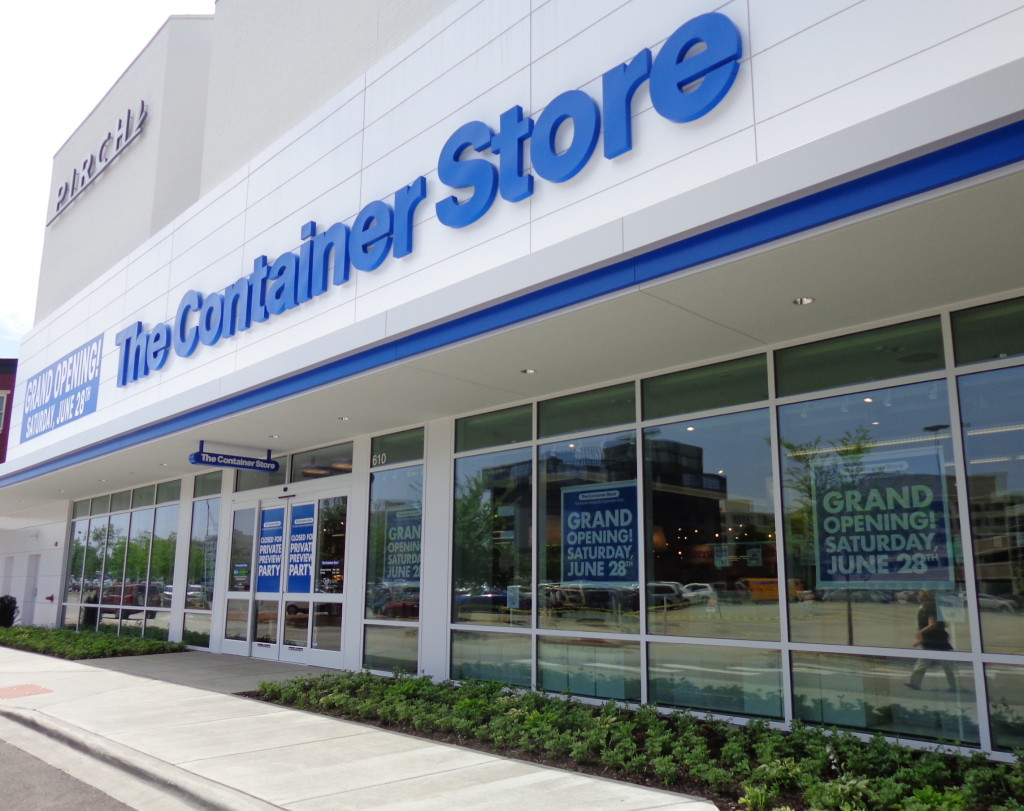Grand Opening Celebration at The Container Store Oak Brook, IL June 28 & 29