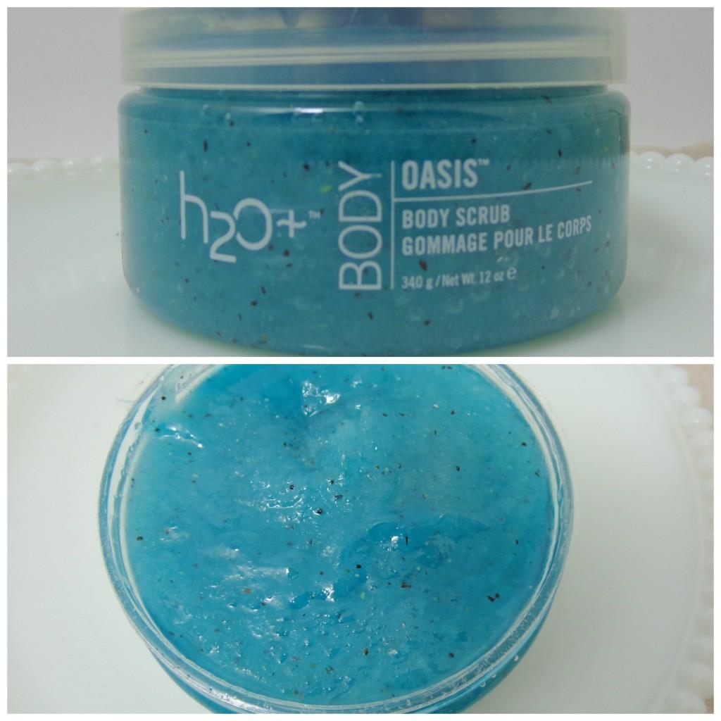 H2O Plus Oasis Body Scrub Review