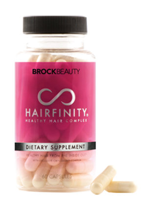 Hairfinity Hair Vitamins for Healthy Hair