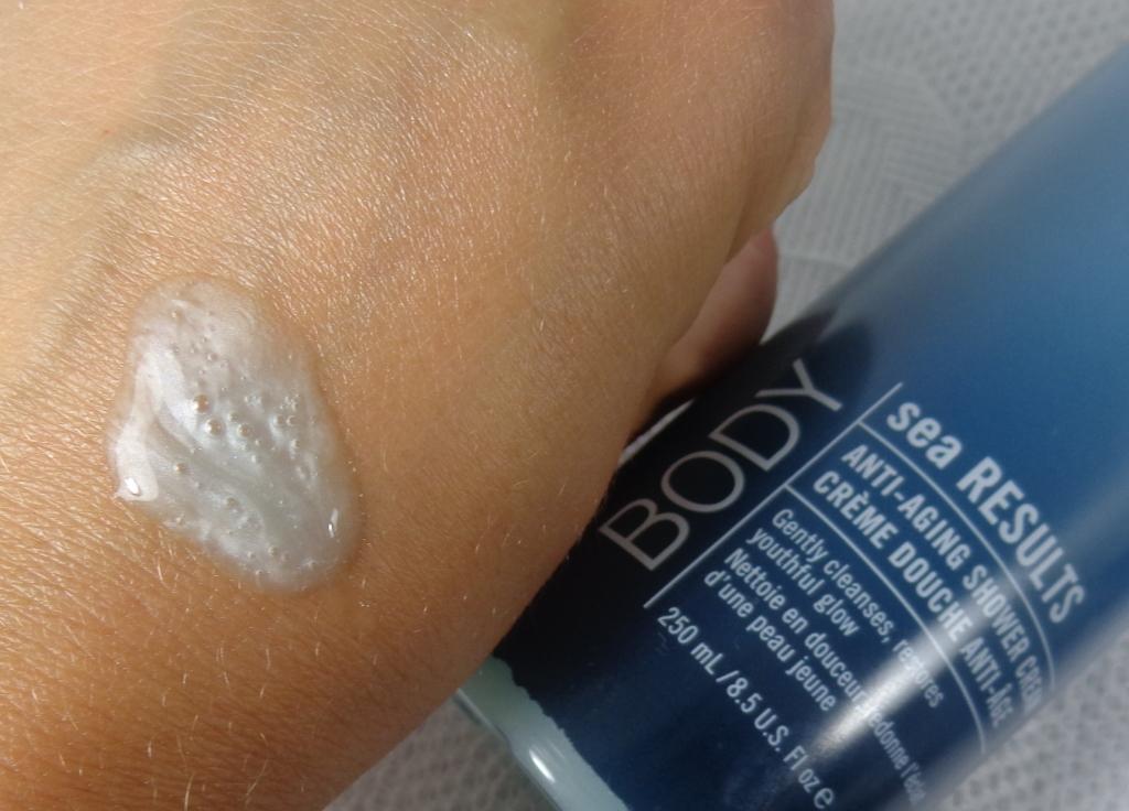 H2O Plus Anti-Aging shower Cream