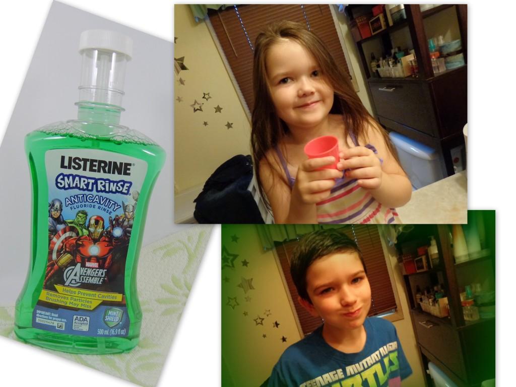 Listerine Kids Rinse