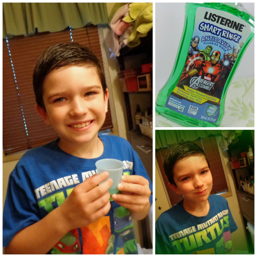 Keeping Up Healthy Habits with LISTERINE #Sponsored #MC