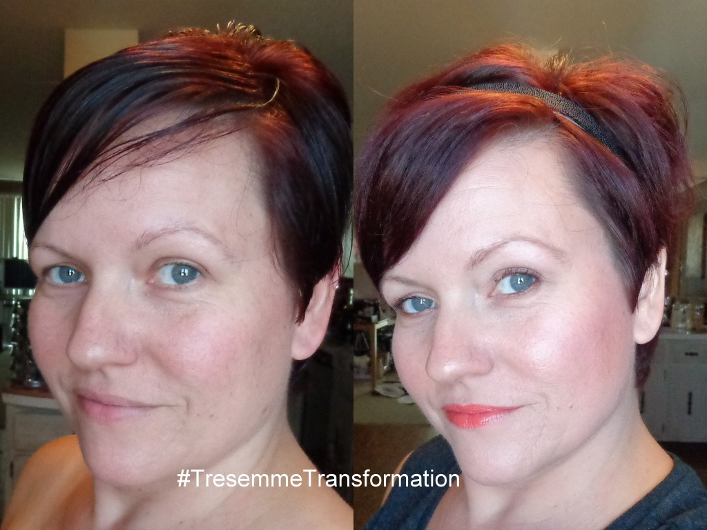 My Hair Transformation PLUS the #TresemmeTransformation Sweepstakes