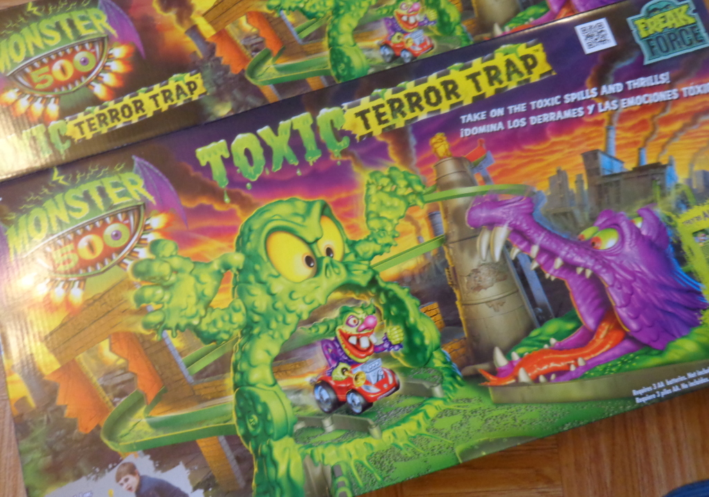 Crazy Fun Toys for the Little Monsters – Monster 500 Review
