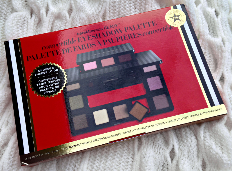 bareMinerals Ready Convertible Eyeshadow Palette Review