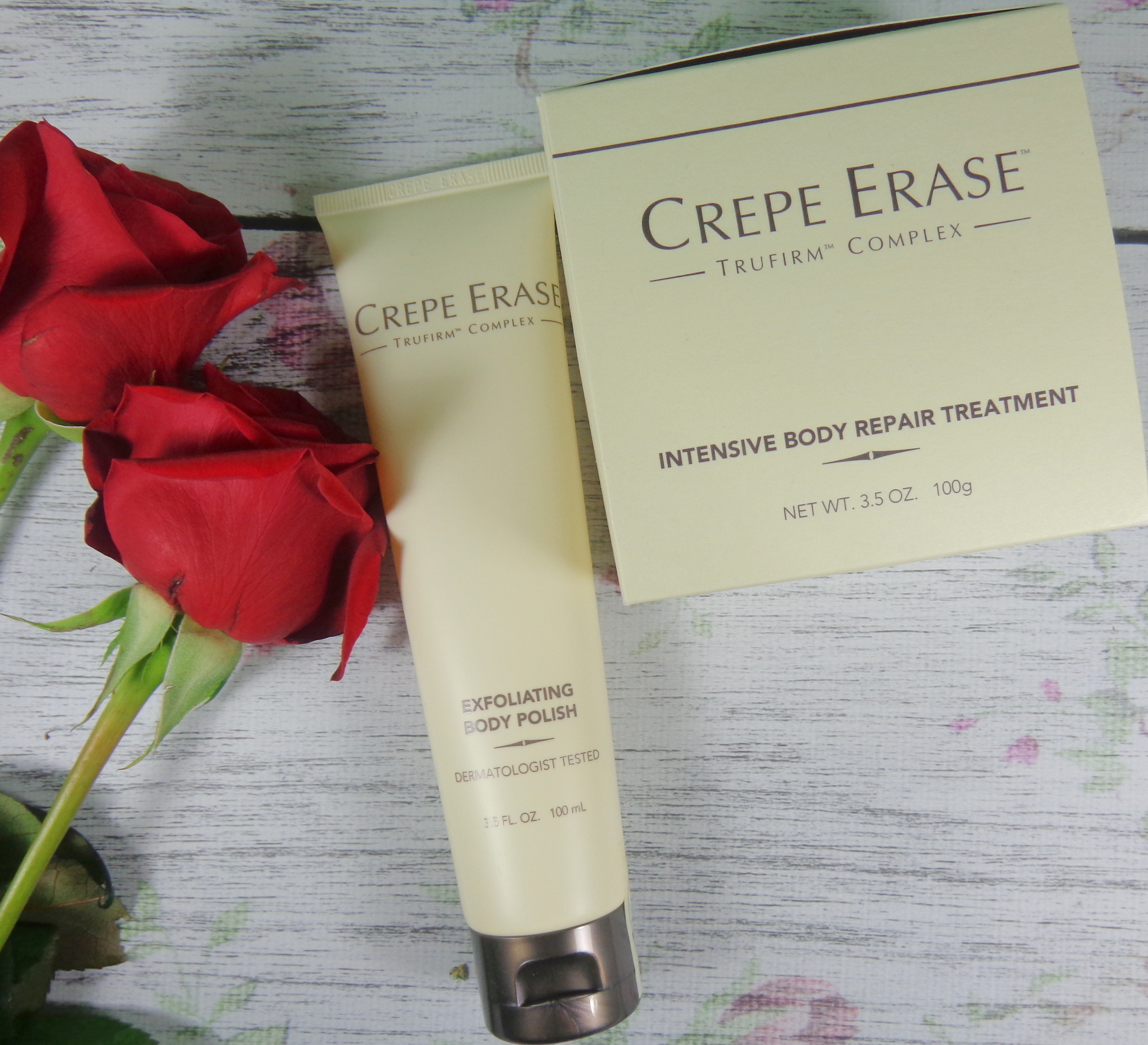 Crepe Erase Results
