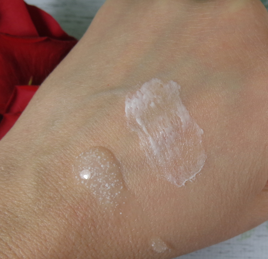 Crepe Erase on the Skin