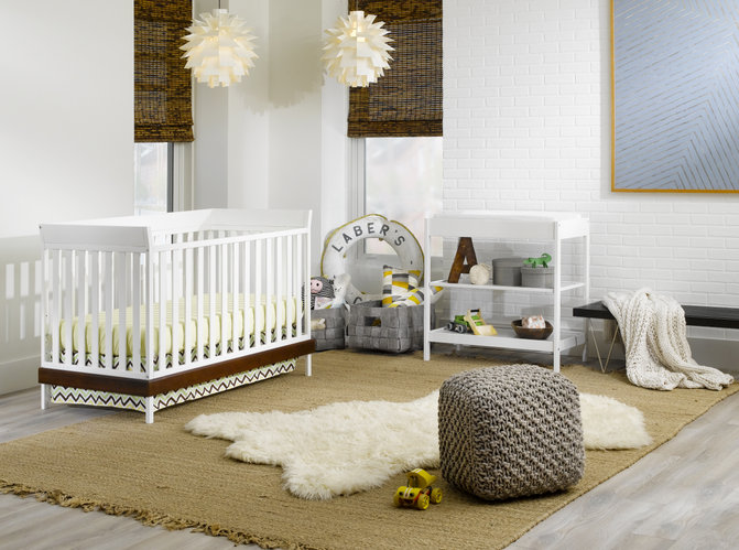 Win a Dream Nursery or Walmart Gift Cards!