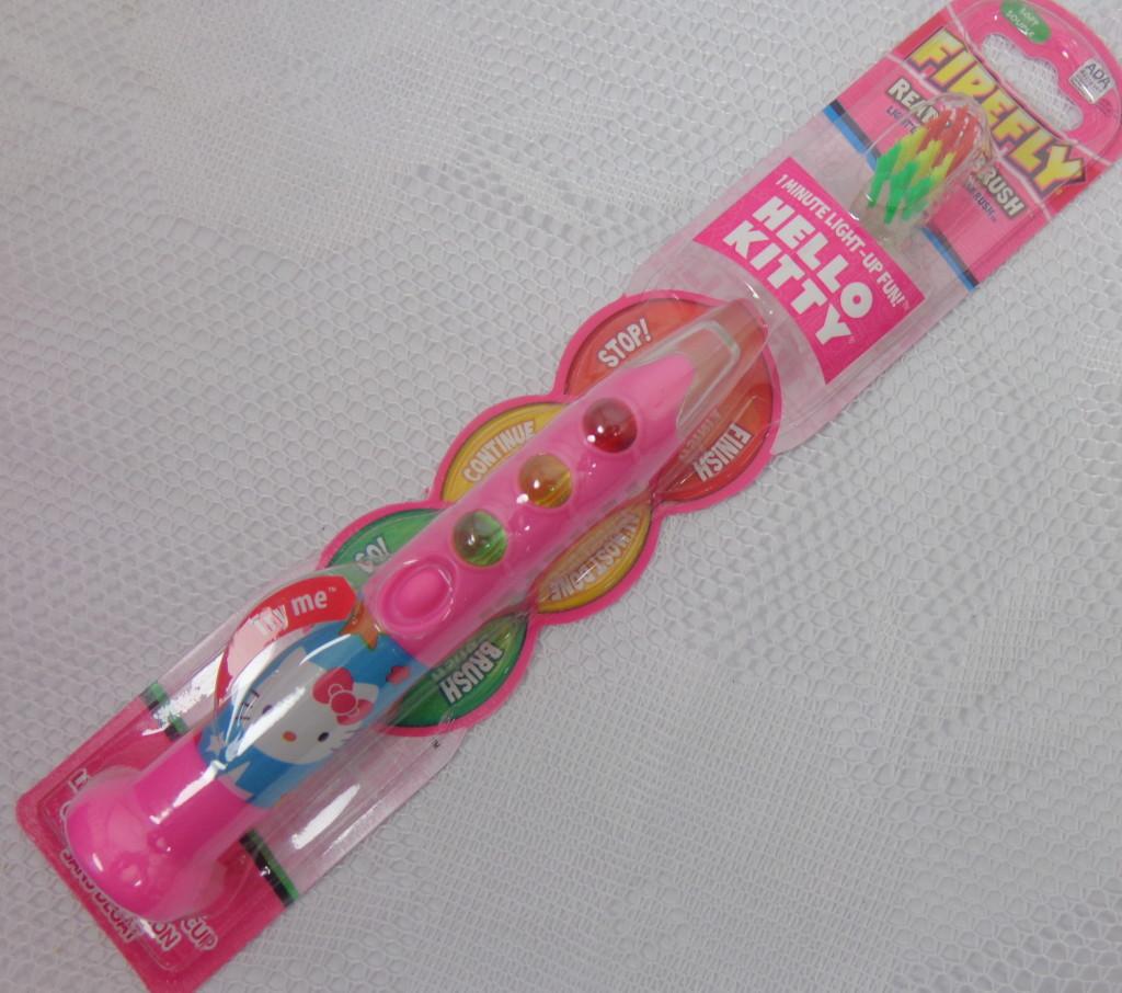 Firefly Hello Kitty Toothbrush