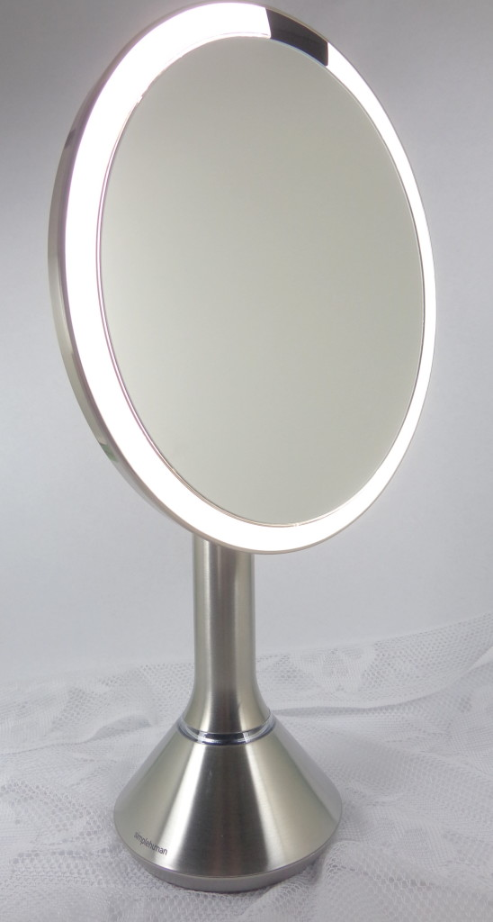 FREE Beauty Event with simplehuman and The Container Store PLUS simplehuman Sensor Mirror Review
