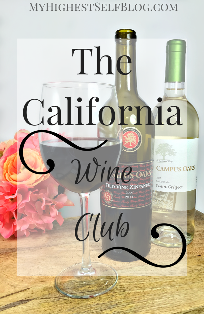 The California Wine Club | Artisan Wines at Your Doorstep