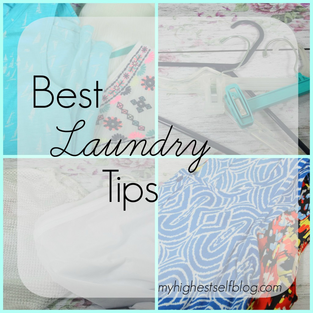 My Best Laundry Tips to Keep Clothes Looking Brand New