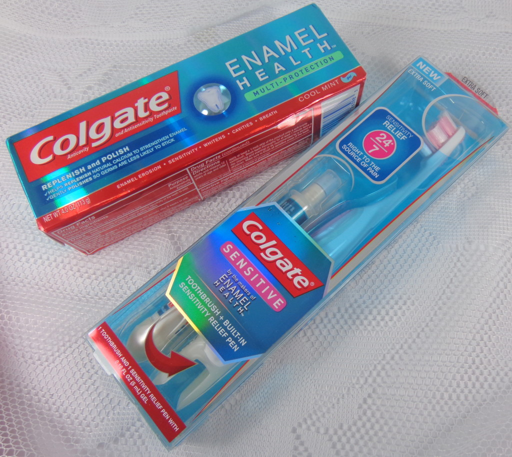 Colgate Enamel Health for Sensitive Teeth