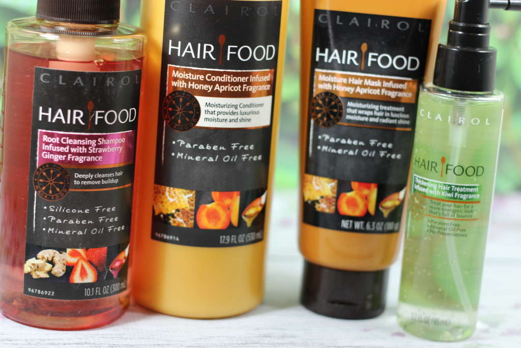 Hair Food by Clairol at Target