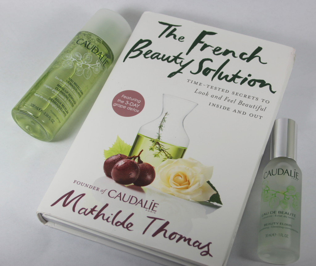 The French Beauty Solution by Mathilde Thomas, Founder of Caudalie