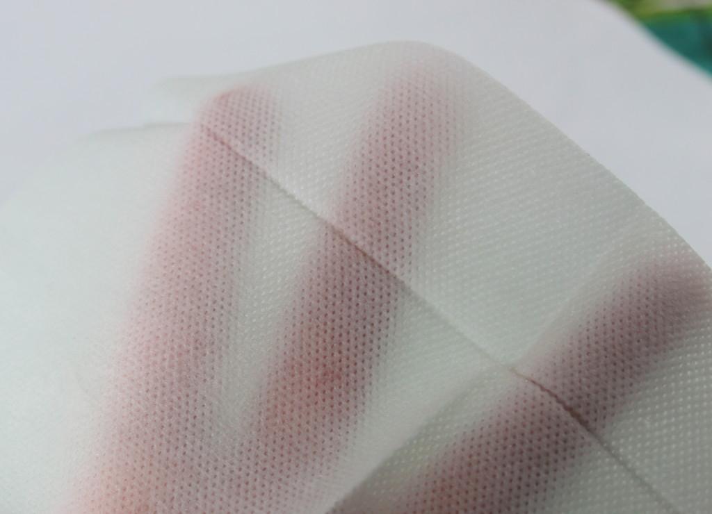 Simple Exfoliating Wipes Up Close