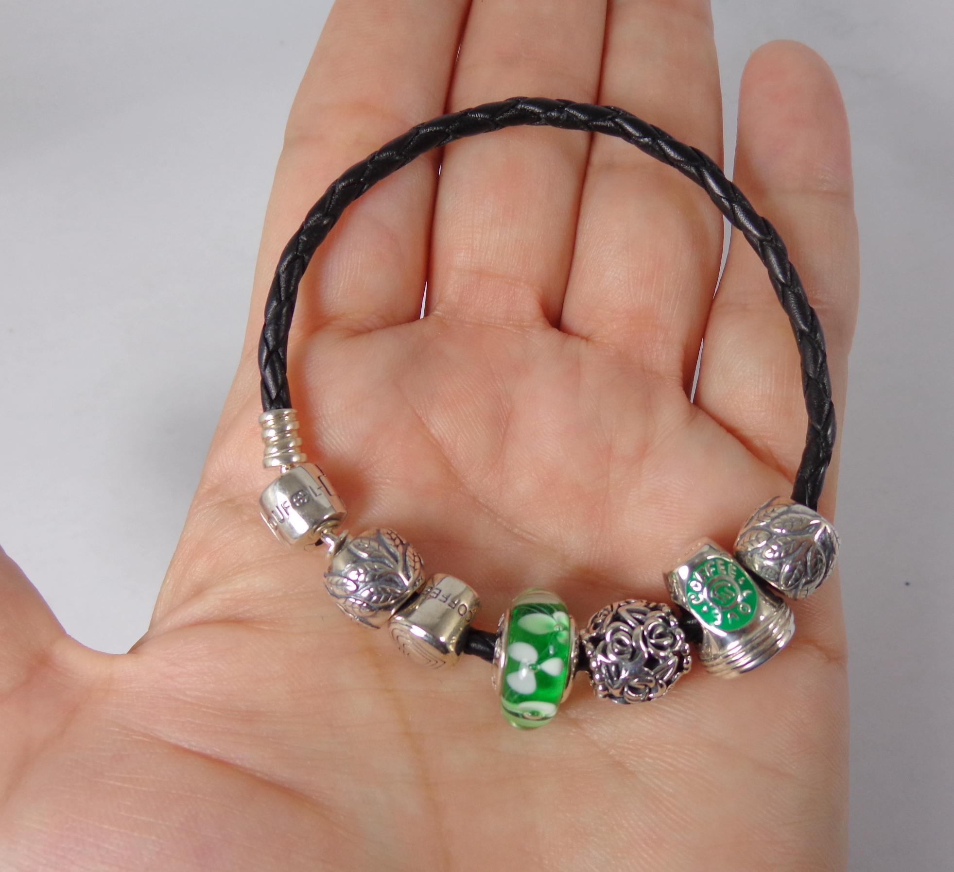 Inexpensive Charm Bracelets: SOUFEEL Affordable Charm Bracelets